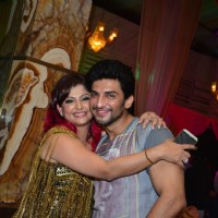 Manish Raisinghan at Janvi Vora's Birthday Bash