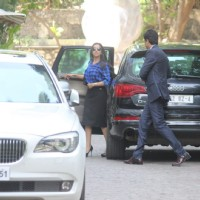 Asin Thottumkal and Rahul Sharma at Akshay Kumar's Place