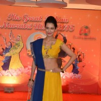 Payal Rohatgi at Country Club Navratri Press Meet