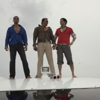Akshay Kumar, Zayed Khan and Sanjay Dutt