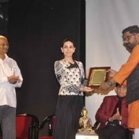 Karisma Kapoor at Tatyarao Lahane's Book Launch