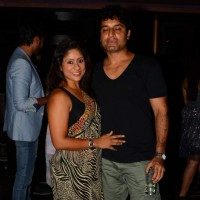 Sai Deodhar and Shakti Anand at Munisha Khatwani's Birthday Bash