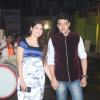 Aniruddh Dave with Fiancee at Siddharth Kumar Tewary's Birthday Bash