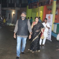 Sai Ballal and Shama Deshpande at Siddharth Kumar Tewary's Birthday Bash