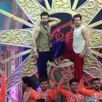 Himmanshoo A Malhotra and Jay Soni Performs at Sony TV's Deva Shree Ganesha Show