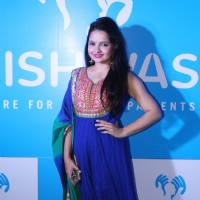 Giaa Manek at 'Care for Cancer Patients - Annual Day Event'