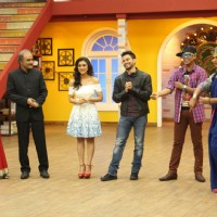 Zoa Morani and Kunal Khemu for Promotions of Bhaag Johnny on Comedy Classes With Siddharth Jadhav