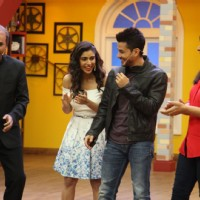 Zoa Morani and Kunal Khemu for Promotions of Bhaag Johnny on Comedy Classes With Archana Puran Singh