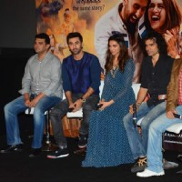 Ranbir - Deepika and Others at Trailer Launch of Tamasha