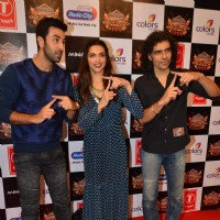 Ranbir - Deepika and Imtiaz Ali Pays Tribute to Gulshan Kumar
