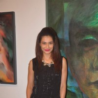 Payal Rohatgi at Gracy Singh's Art Exhibition