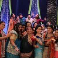 Promotions of Wedding Pullav on Yeh Rishta Kya Kehlata Hai