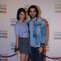 Karan V Grover at Launch Of Topshop & Topman