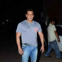 Salman Khan Snapped