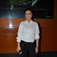 Ragini Khanna at Screening of Kis Kisko Pyaar Karoon