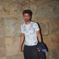 Rahul Dev at Screening of Kis Kisko Pyaar Karoon