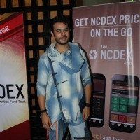Jay Soni at the Globoil Awards