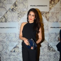 Sagarika Ghatge at the Koovs Pankaj Nidhi Launch
