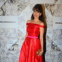 Vidya Malvade at the Koovs Pankaj Nidhi Launch