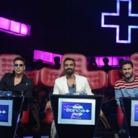 Akshay Kumar and Prabhu Deva for Promotions of Singh is Bling on Dance Plus with Judge Remo Dsouza