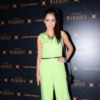 Shazahn Padamsee at Unveiling of Vero Moda's Limited Edition 'Marquee'