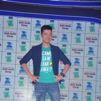 Meiyang Chang at Launch of Zee TV 'I Can Do That'