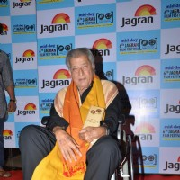 Shashi Kapoor at Jagran Festival Closing Ceremony