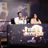 Sandip Soparkar and Geeta Kapur judge Jhalak Dikhala Jaa UAE Season 4