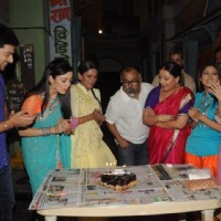 Cast of Mere Angne Mein Celebrates 100 episodes Completion