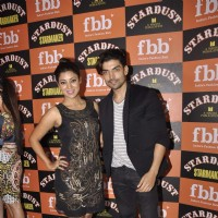 Gurmeet Choudhary and Debina Bonnerjee at Stardust Starmaker Book Unveiling