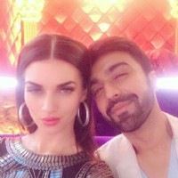 Scarlett Wilson Reunites with Jhalak Dikhla Jaa 8 Contestants! - Scarlet and Ashish
