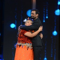 Remo Dsouza and Bharti Singh at Dance Plus Grand Finale