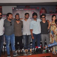 Team poses for the media at the Press Meet of 'Titli'