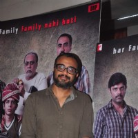 Dibakar Banerjee at the Press Meet of 'Titli'