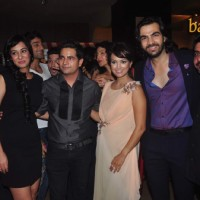 Celebs at the Premier of Wedding Pullav