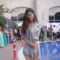 Pooja Gupta at India Beach Fashion Week Preview