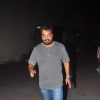 Anurag Kashyap at Special Screening of Shaandaar