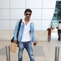 Rahul Dev Snapped at Airport