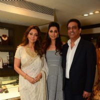 Gauri Khan at Launch of Mahesh Notandas' Festive Collection