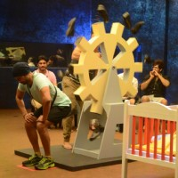 Bigg Boss Nau: Day 18 - Keith Sequeira Performing Task