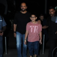Rohit Shetty was snapped at Airport