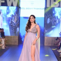 Pooja Gupta Walks the Ramp at India Beach Fashion Week Day 3
