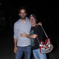 Vikramaditya Motwane and Vinay Pathak at Screening of MAMI