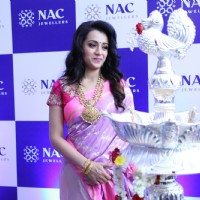 Trisha Krishnan at Launch of NAC Jewellers