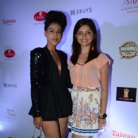 Nia Sharma and Rubina Dilaik at Tele Calendar Launch
