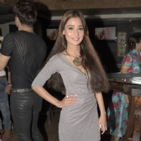 Sara Khan at Rohit Verma's Birthday Bash