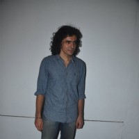 Imtiaz Ali at Promotions of Tamasha