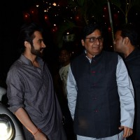 Vashu Bhagnani at Big B's Diwali Bash