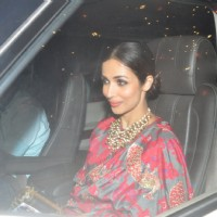 Malaika Arora Khan at Big B's Diwali Bash