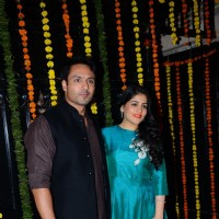 Iqbal Khan at Ekta Kapoor's Diwali Bash
